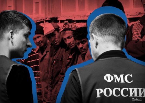 Больше всего нелегалов в Астраханскую область едут из Узбекистана