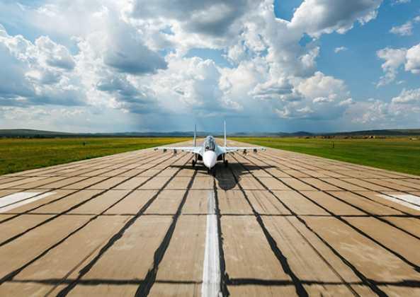 Военный аэродром Ахтубинск готовится к новому этапу реконструкции