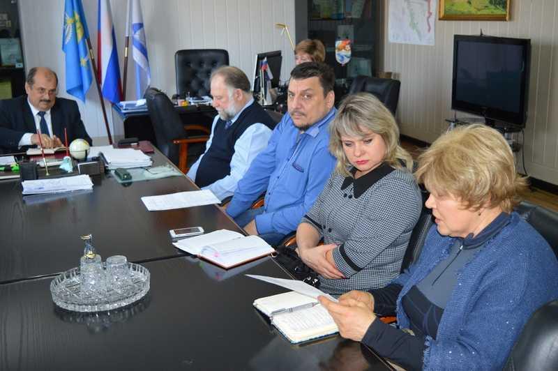 Глава Ахтубинского района и депутаты договорились о совместном решении проблем