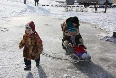 Астраханцам обещают аномальный мороз в феврале