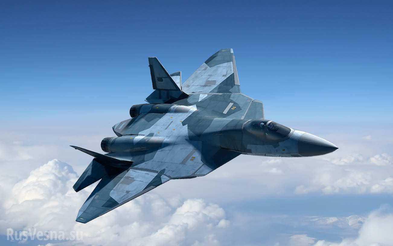 ВКС в 2017 году получать новые истребители Т-50
