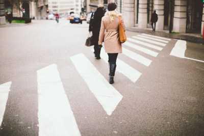 Непропуск пешехода на «зебре» сильно подорожает