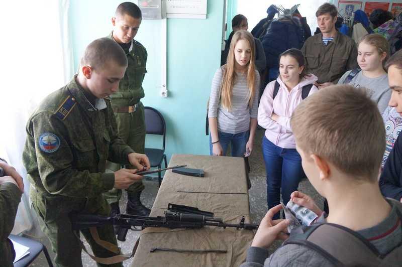 В Ахтубинском районе готовят будущих специалистов