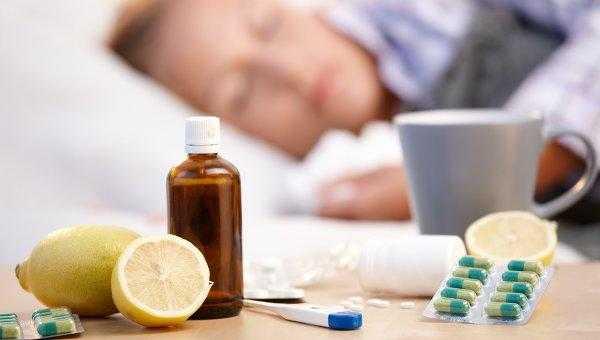 В Астраханской области заболеваемость гриппом и ОРВИ идёт на спад