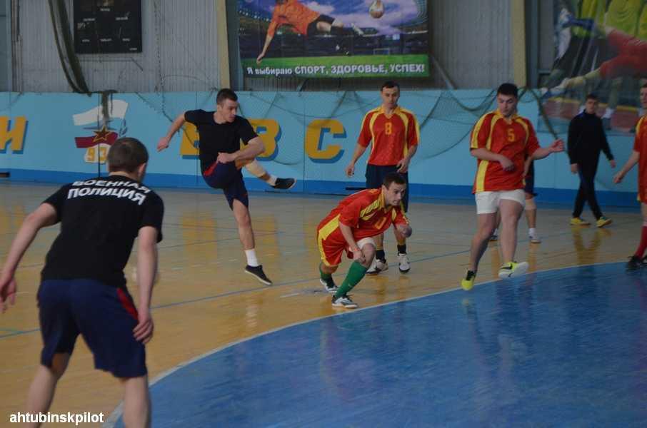 Спортивную жизнь Ахтубинска украсил футбол
