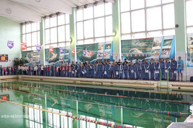 Турнир по плаванию памяти Героев