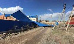 Сильный ветер сохранится в Астраханской области 30 марта