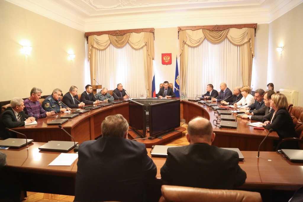 Александр Жилкин провёл экстренное заседание антитеррористической комиссии