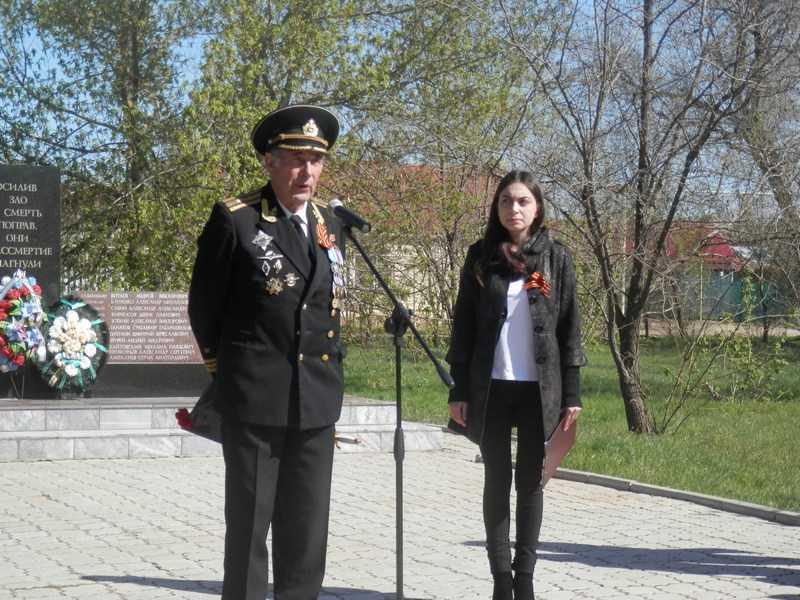 В Ахтубинске почтили память «ликвидаторов»