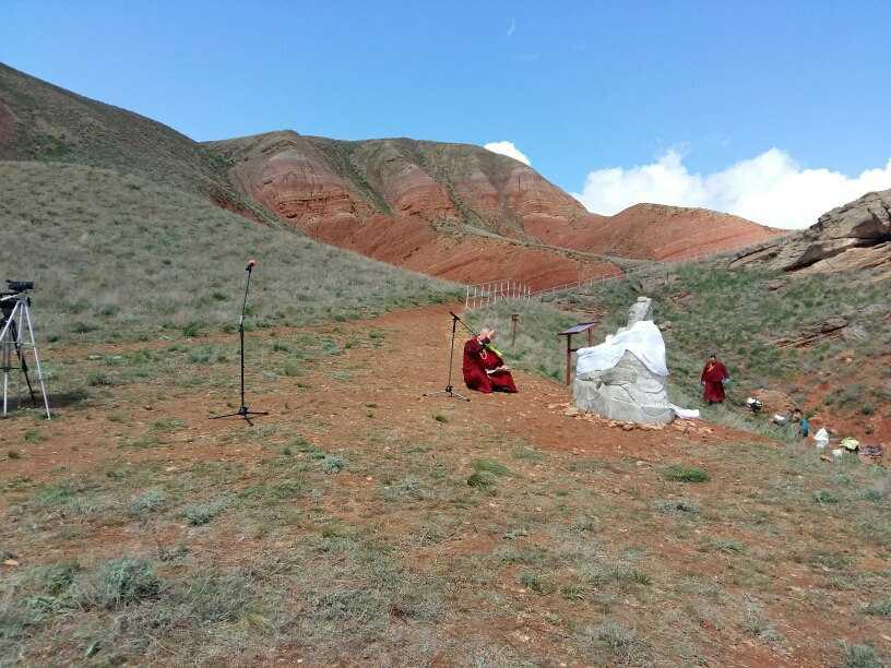 Гора Богдо в Астраханской области теперь охраняется покровителем местности