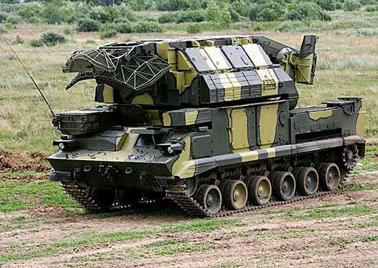 Под Астраханью прошли первые стрельбы из ЗРК «Тор-М2»