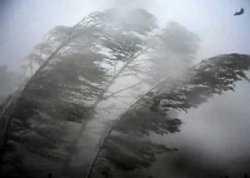 Сильный ветер, гроза и дождь надвигаются на Астрахань