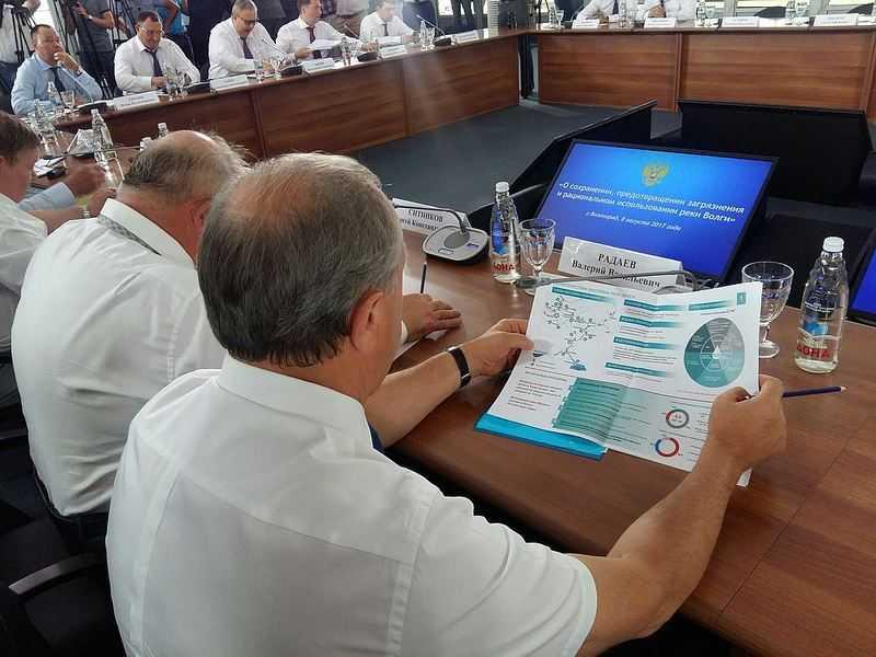 Волгоградский губернатор Андрей Бочаров попросил помочь сохранить Волго-Ахтубинскую пойму