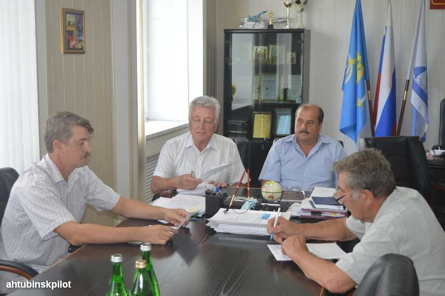 Юбилеи Астраханской губернии и Ахтубинского района станут одним общим праздником