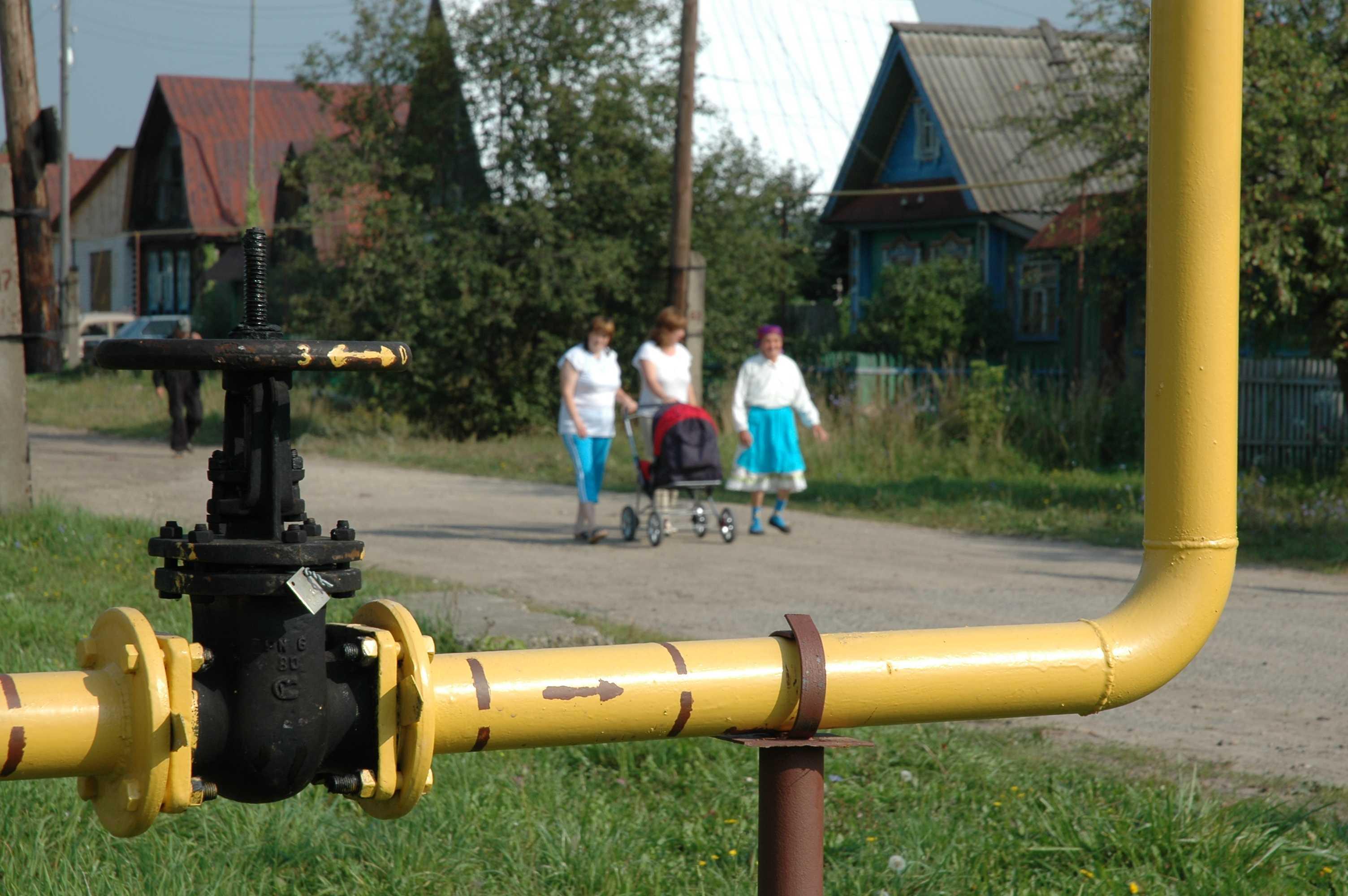 За два года Ахтубинский район будет полностью газифицирован
