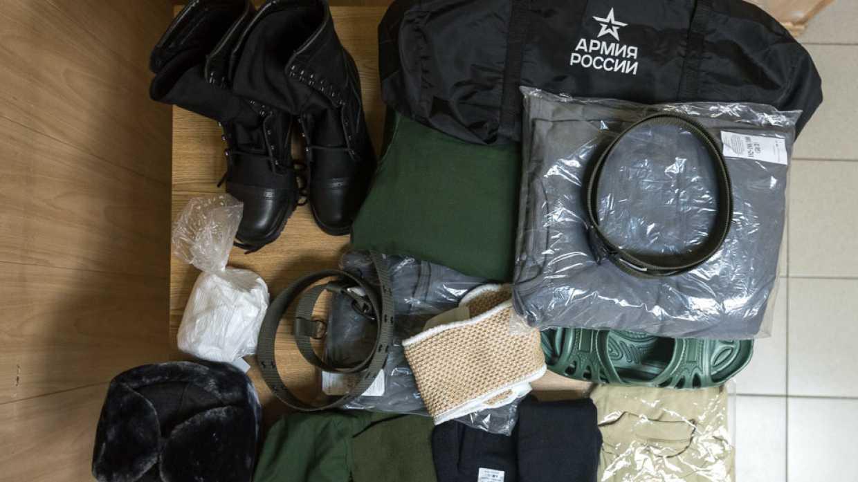 С 1 октября в России начинается осенний призыв в армию