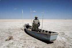 Ученые назвали год исчезновения Каспийского моря