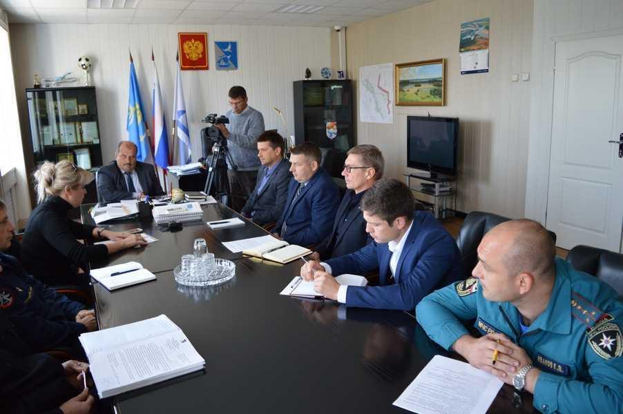 Антитеррористическая комиссия обсудила работу СМИ и рассмотрела вопрос о готовности к минимизации последствий чрезвычайных ситуаций