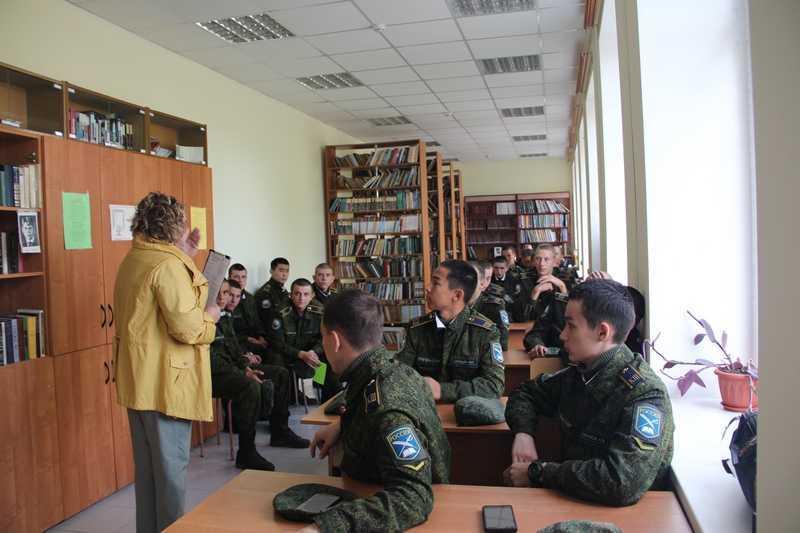 Слет ахтубинских кадетов