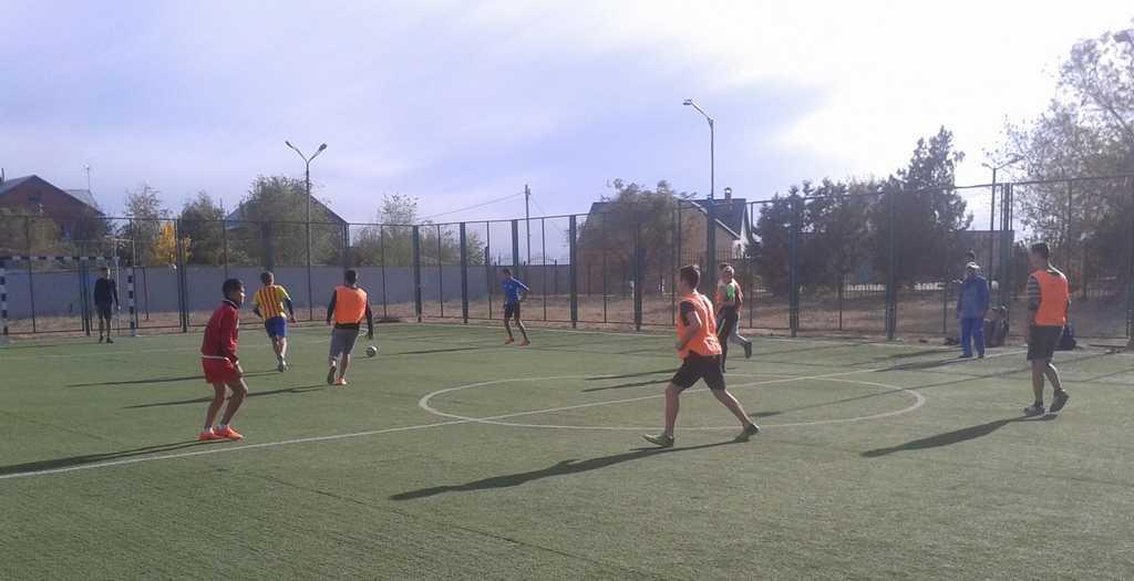 Турнир по мини — футболу на Кубок атамана