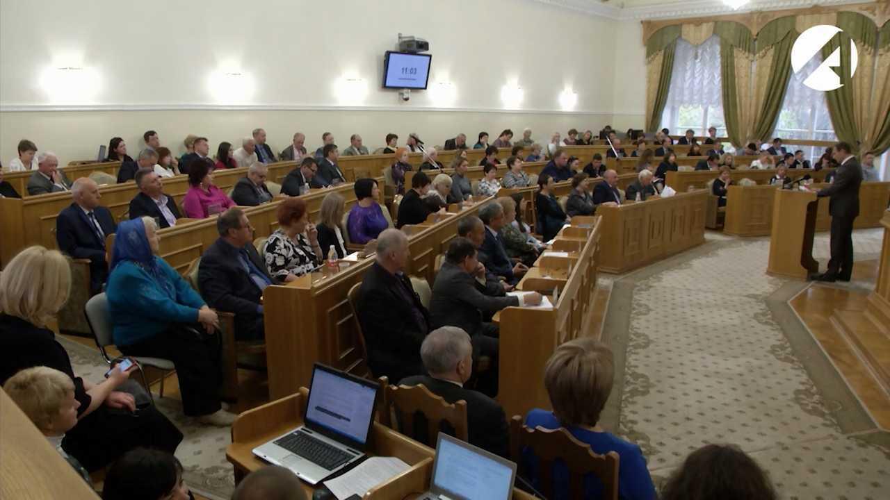 Каким будет бюджет Астраханской области в ближайшие три года