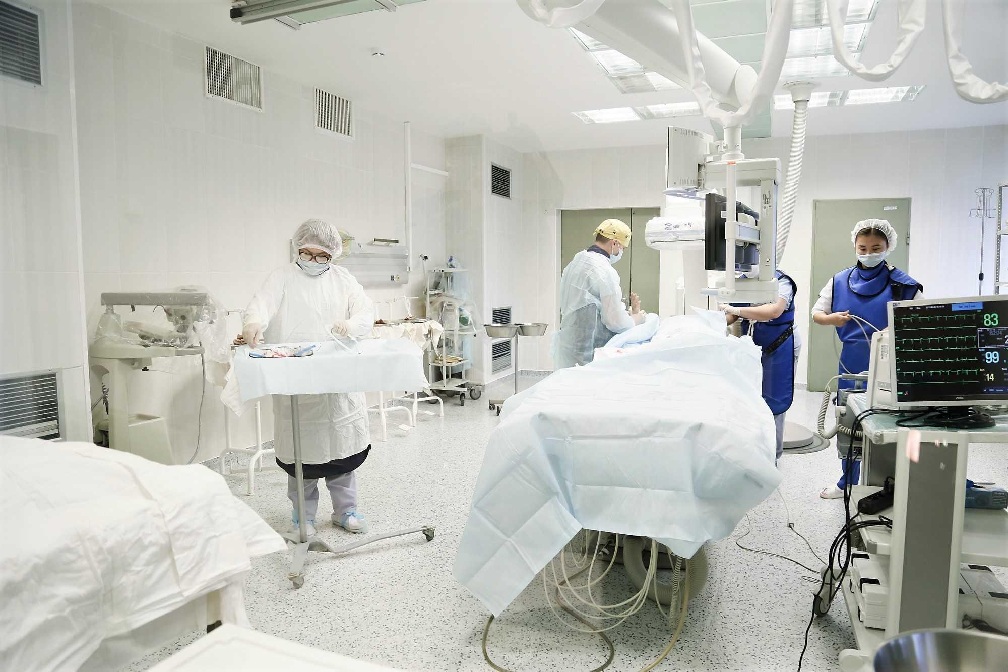 Астраханские хирурги освоили новый метод хирургического вмешательства на головном мозге