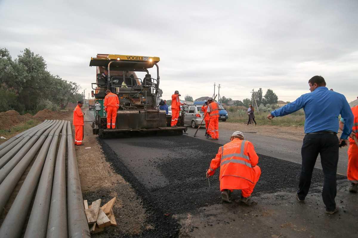 В Астраханской области на ремонт дорог направят 1,5 миллиарда рублей