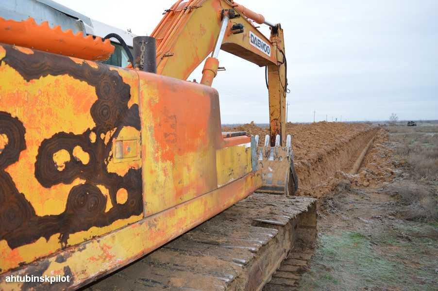 На защиту оросительных участков встали сельхозпроизводители