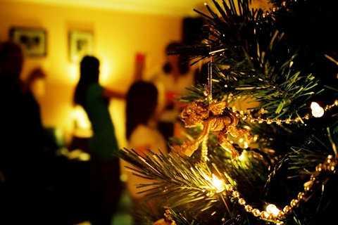 78% россиян проведут Новый год дома