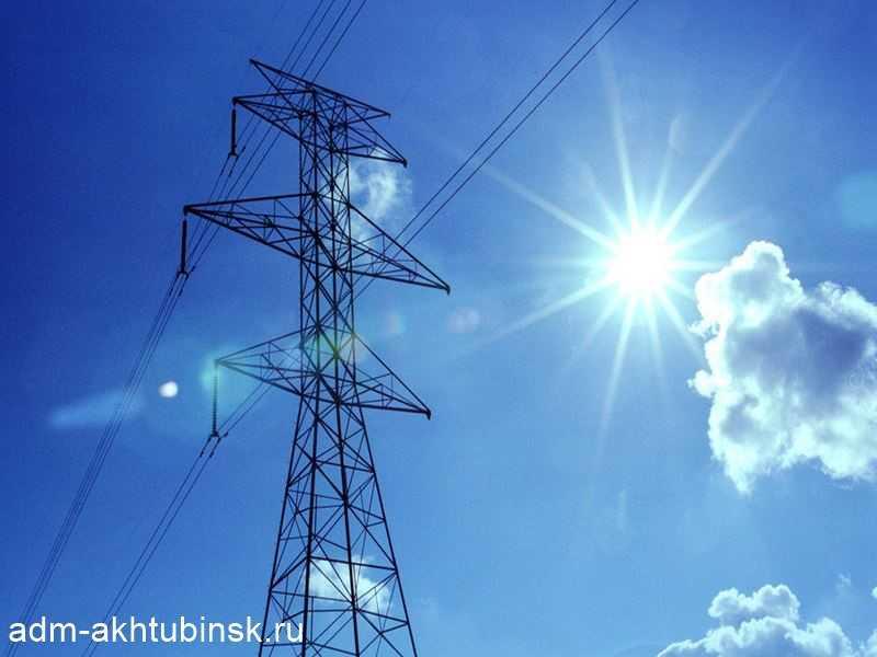 Поздравление главы города с Днем энергетика
