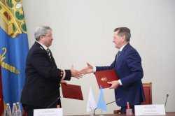 РЖД вложила 2,5 млрд рублей в развитие Астраханской области в 2017 год