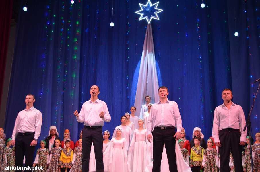 Чудеса рождественской ночи