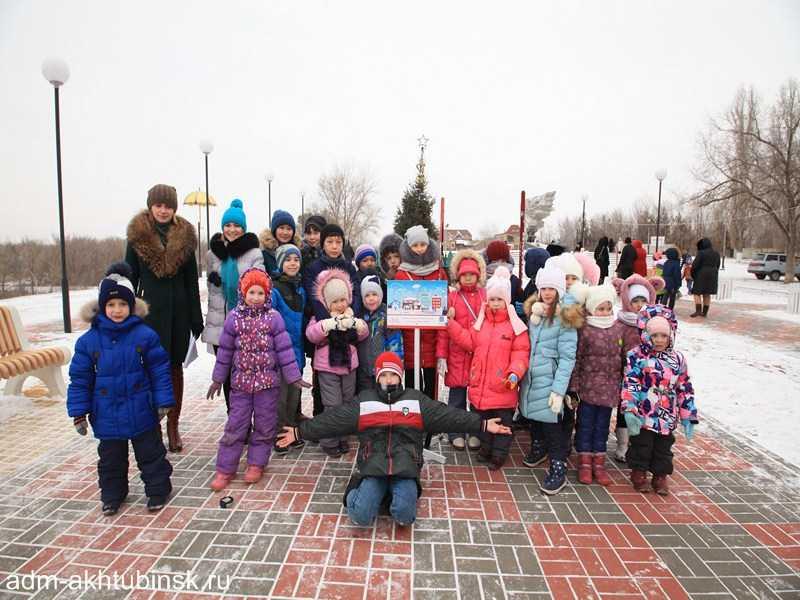 « Ахтубинск, Выходи гулять!» – в Ахтубинске проходит фестиваль городской среды