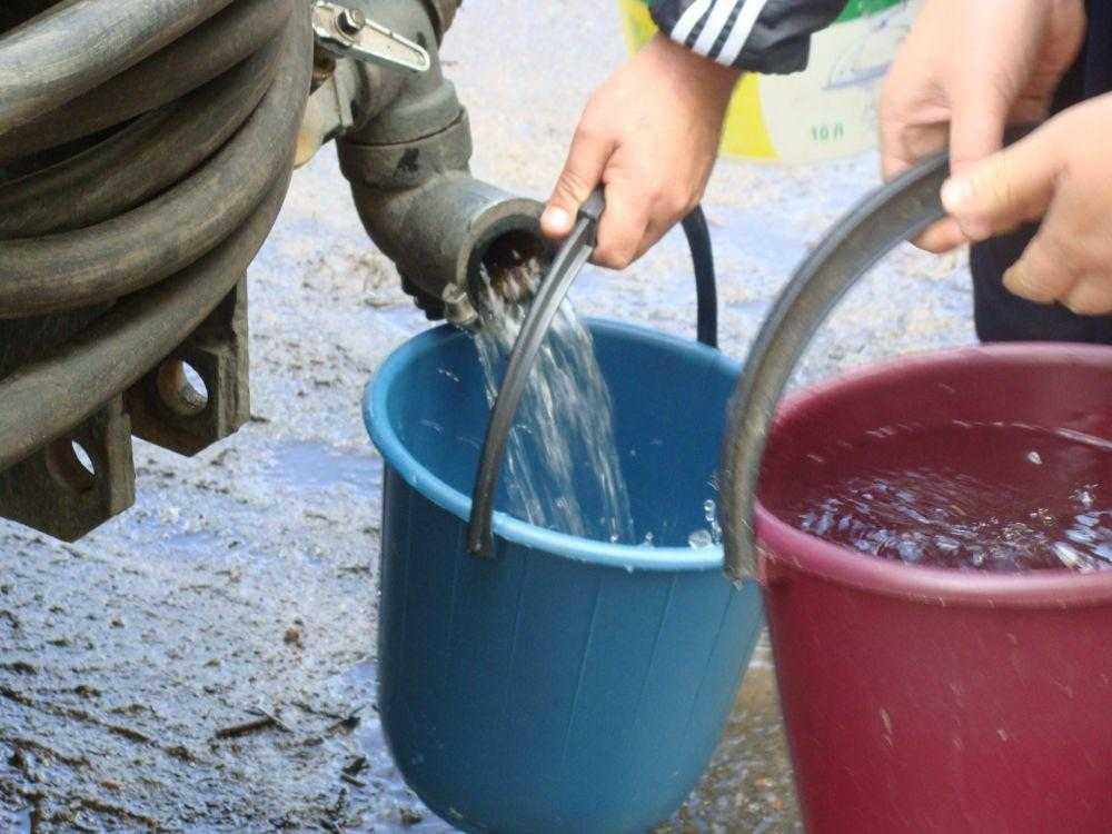 Ситуация с водоснабжением сел Ахтубинского района стала разменной монетой в руках отдельных политиканов
