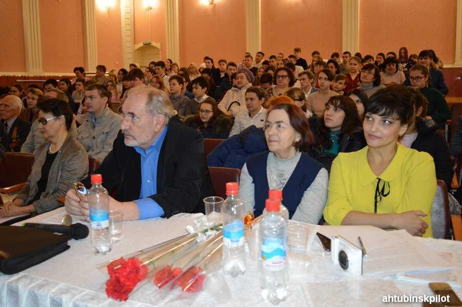 О вкладе ахтубинцев в разгром фашистов в Сталинградской битве рассказали участники научно-практической конференции