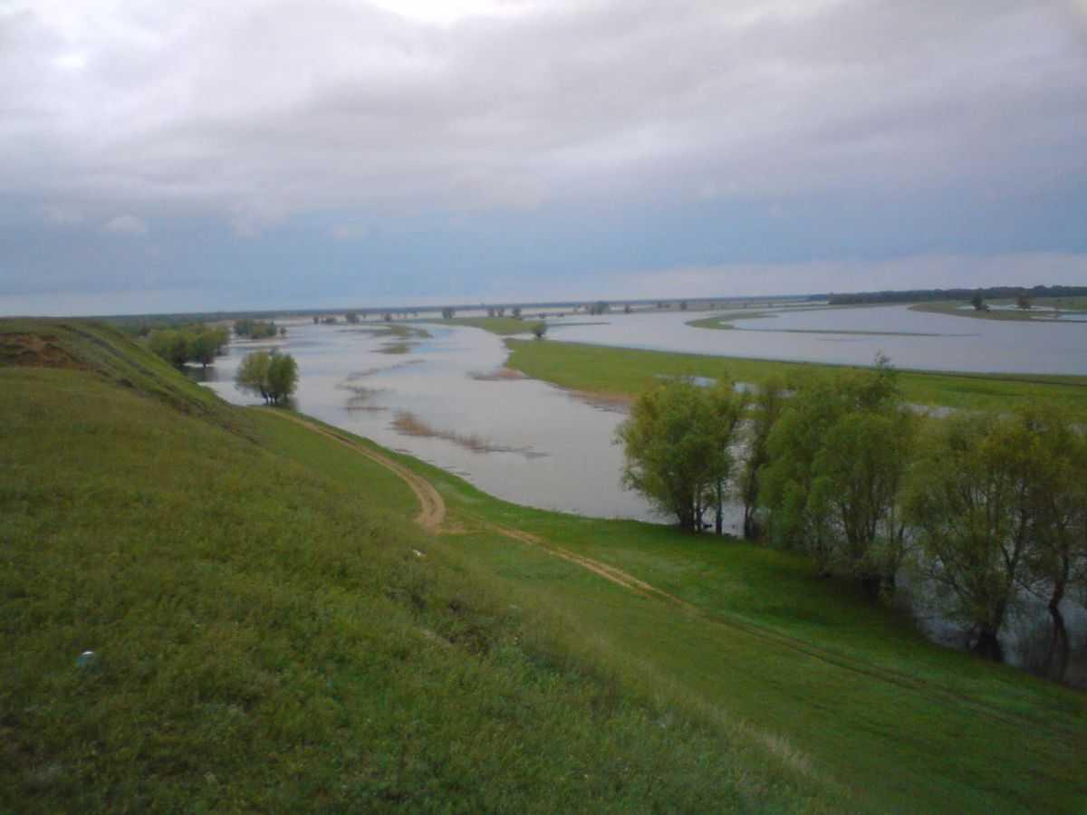 Хранилища переполнены. Затопит ли Астрахань?