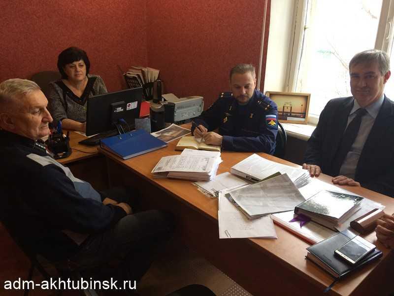 Общественная комиссия по развитию городской среды на территории МО «Город Ахтубинск» завершила сбор предложений от населения по благоустройству общественной территории в 2018 г.