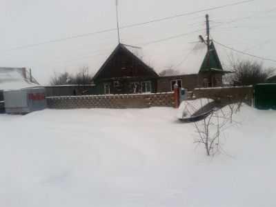 Север Астраханской области продолжает засыпать небывалым снегом