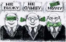 Коррупция мешает Астраханской области процветать. Обзор федеральных рейтингов