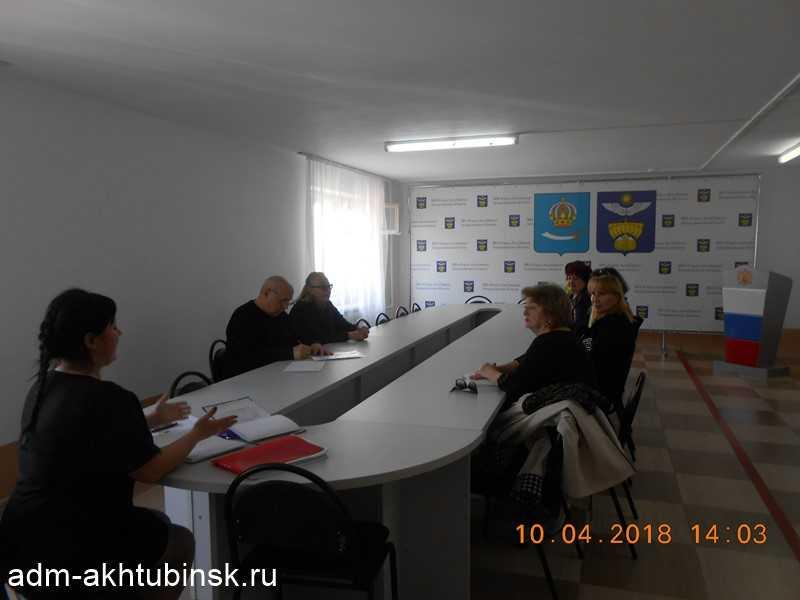В Ахтубинске стартовала пора субботников