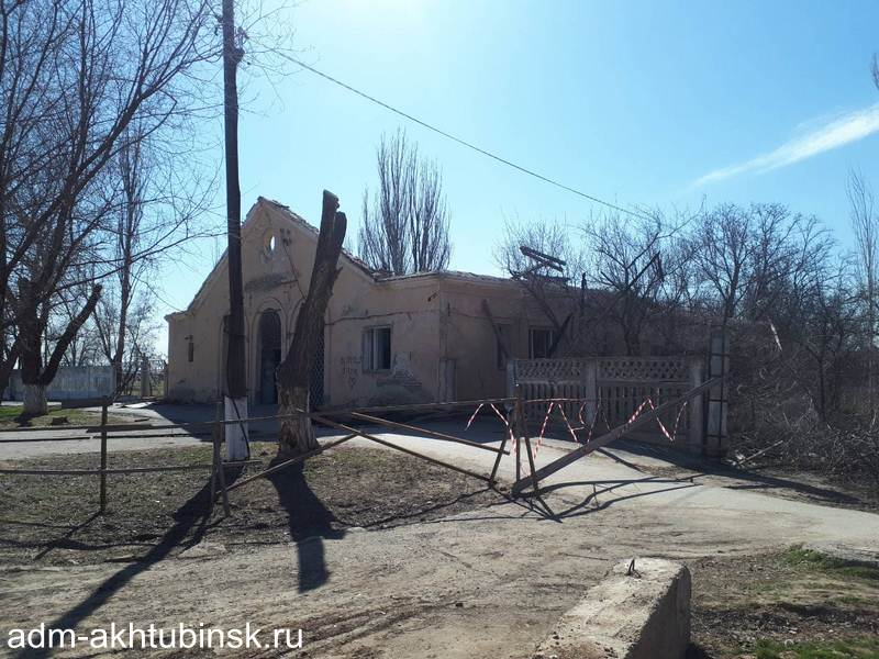 Демонтаж финской бани по ул. Сталинградская