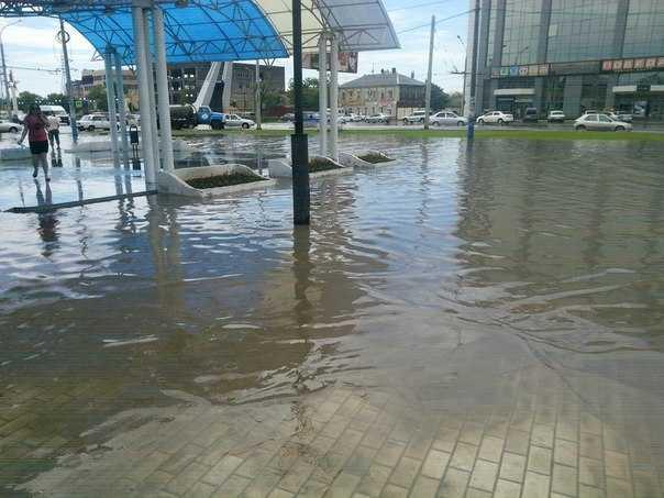 Волгоград защитят от ливневых катаклизмов и потопов