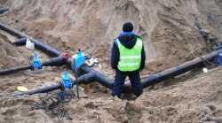 В селе Капустин Яр сегодня начали строить водопровод за 17 миллионов