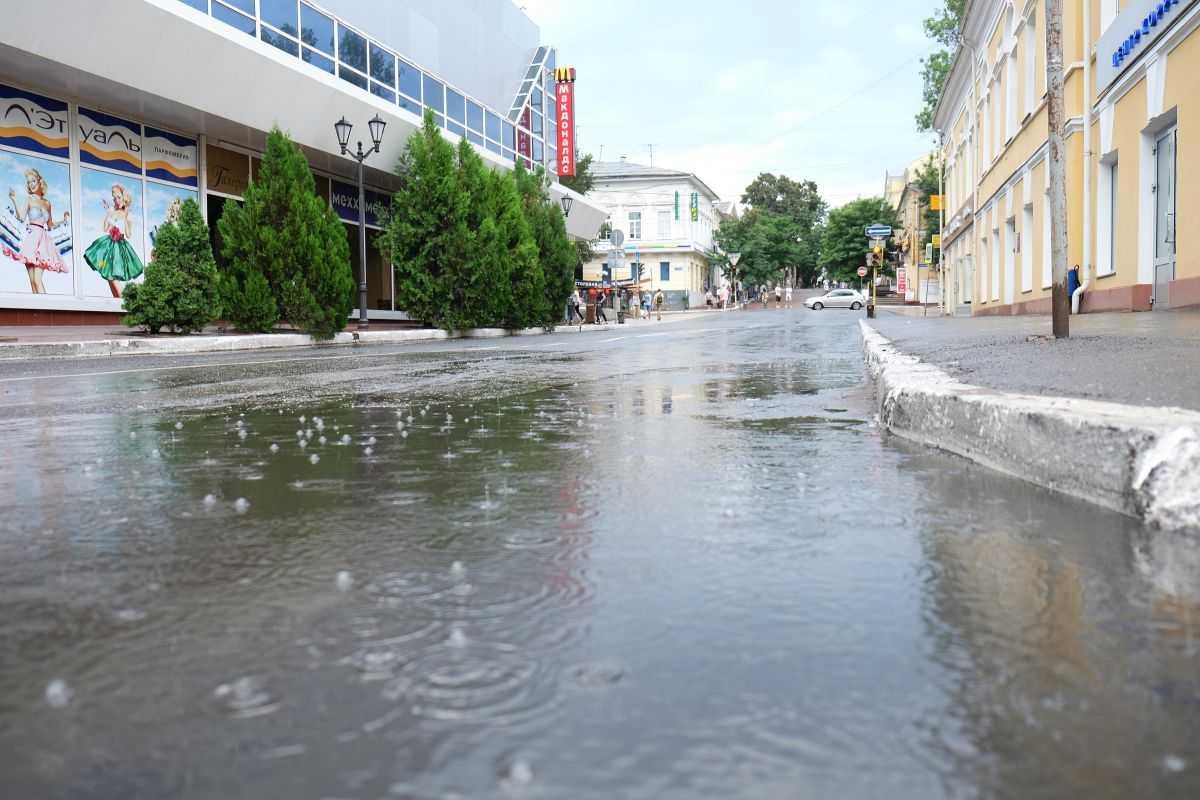 Синоптики озвучили прогноз погоды в Астраханской области на два дня
