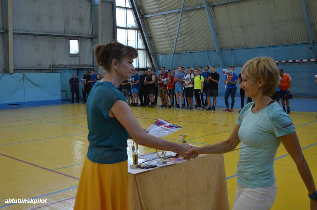 Большим спортивным праздником встретили в Ахтубинске День физкультурника