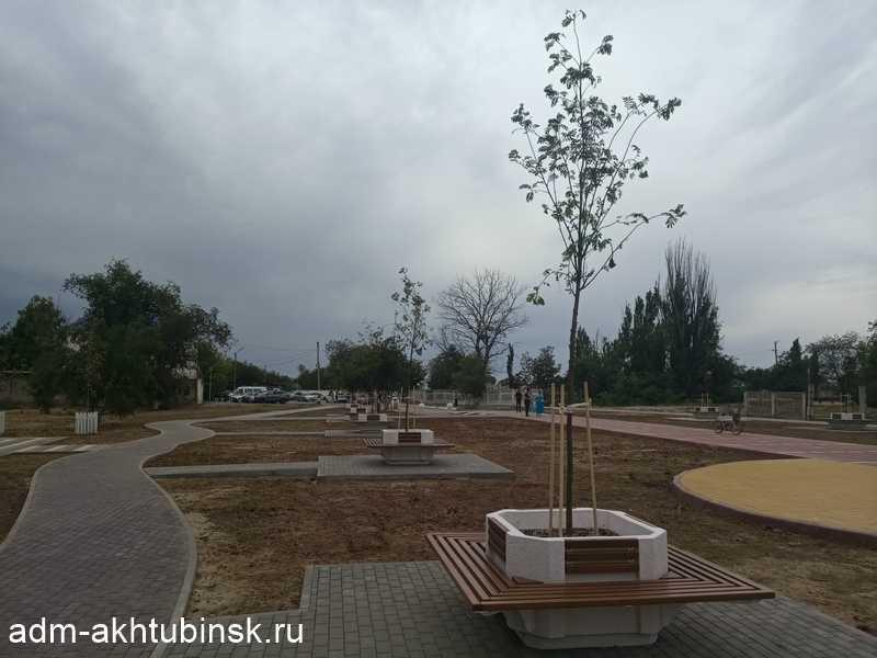 """Высадка деревьев на сквере """"Арбат 400"""""""