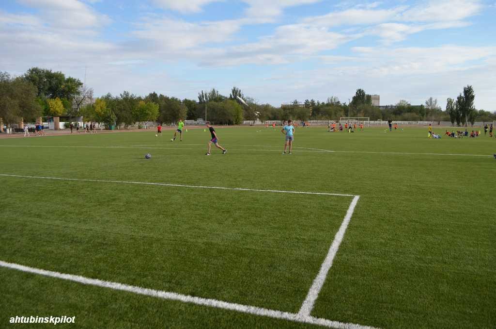Новый этап в спортивной жизни города