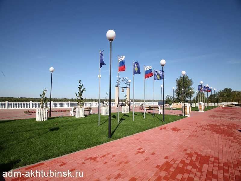 Поздравление Главы города Ахтубинска с Днем города