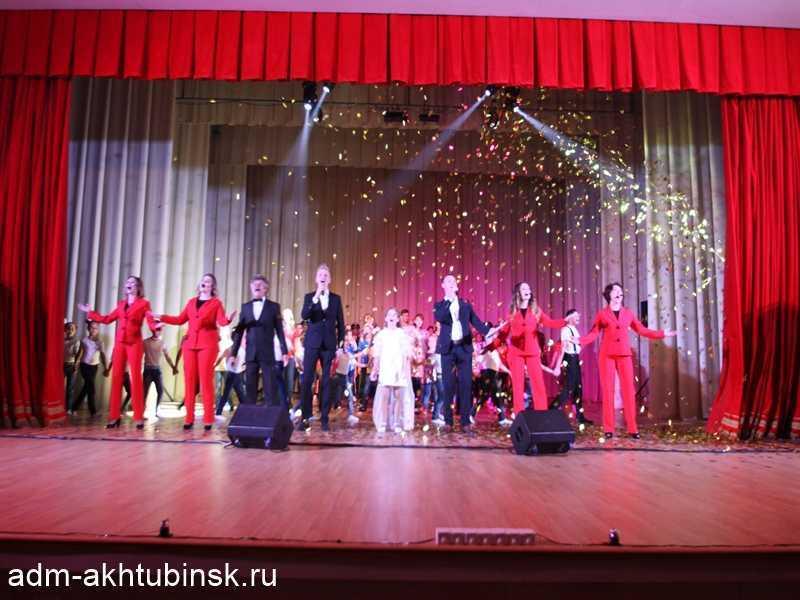 В Ахтубинске после реконструкции открыт зрительный зал городского Дома культуры речников