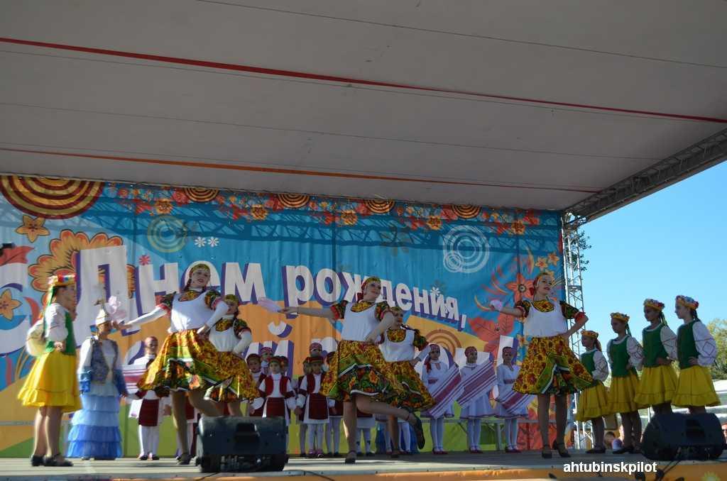 Ахтубинская ярмарка стала наряднее,гостеприимней и хлебосольней